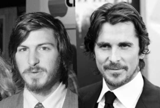 steve jobs and christian bale